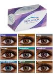FreshLook ColorBlends (2 линзы) срок 30 дней.